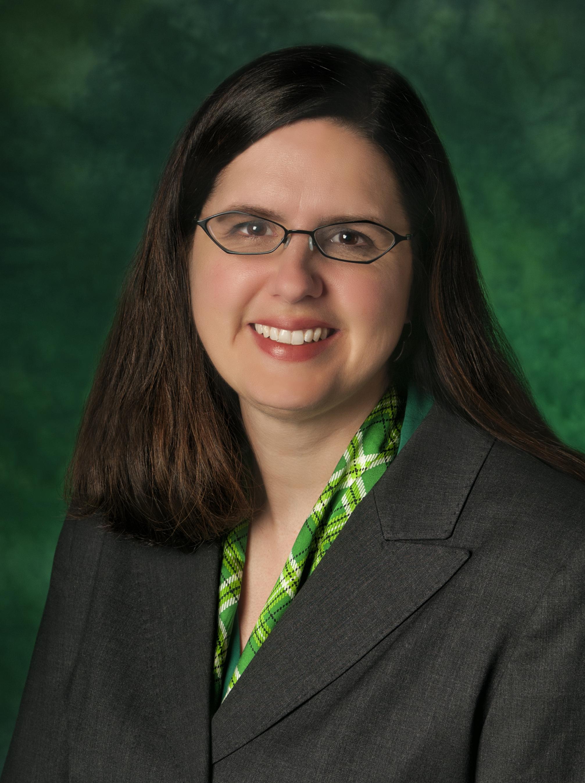 Provost, Jennifer Cowley