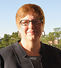 Picture of Dean Diane Bruxvoort