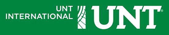 Logo of UNT-International