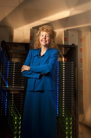 Angela Wilson, Regents Professor of Chemistry