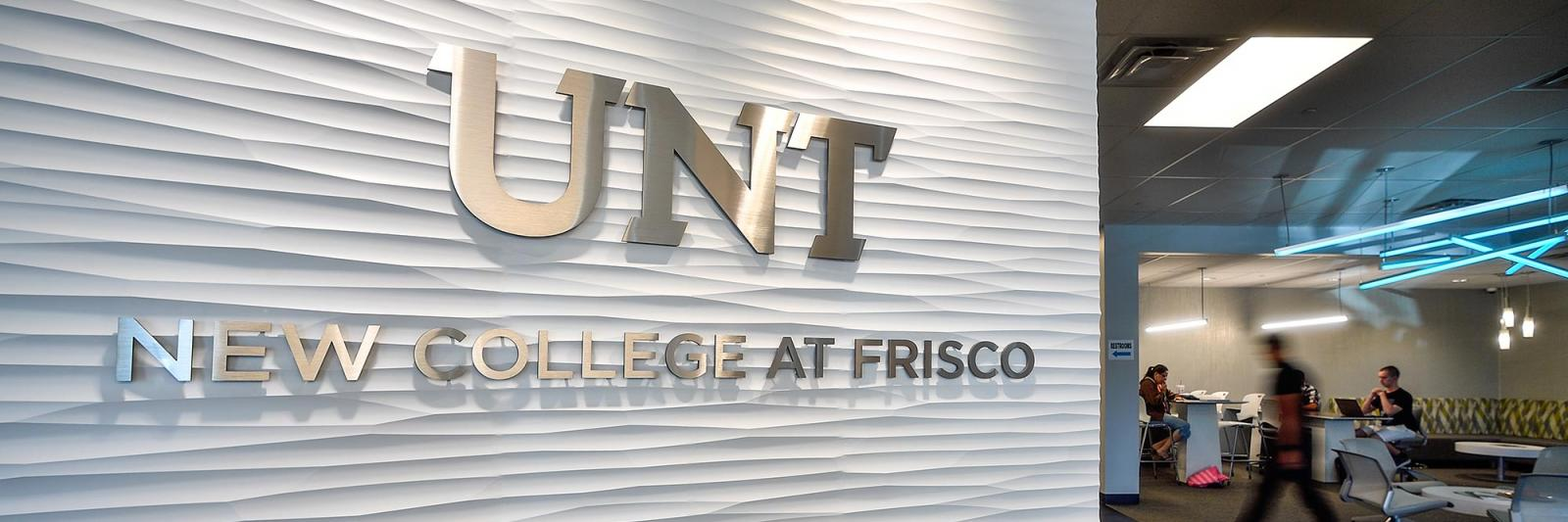 UNT's New College in Frisco