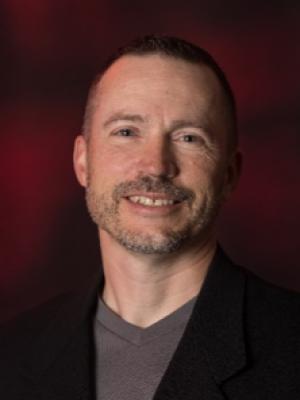 UNT professor, Brian Sauser