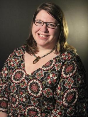 UNT Professor, Suzanne Enck