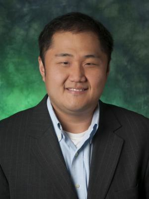 UNT Professor, Richard Zhang