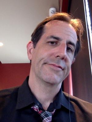 Scott Warren, Professor of Learning Technologies